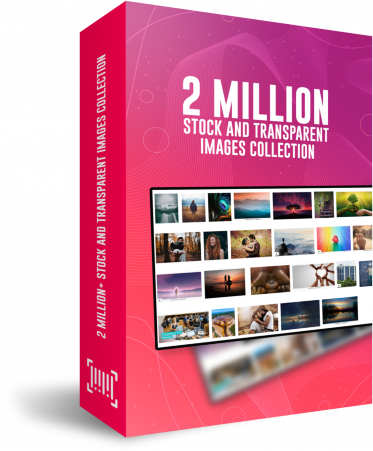 2 million Stock and Transparent Images Collection